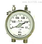 YCA100双膜片式高静压差压表