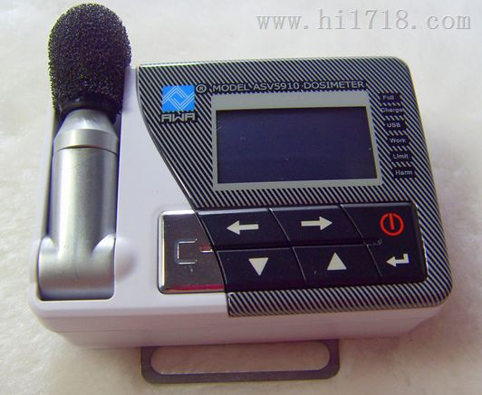 ASV5910-1标准型个体声暴露计