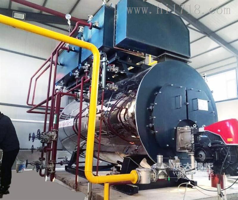 六吨天然气锅炉,6吨燃气锅炉供热成本