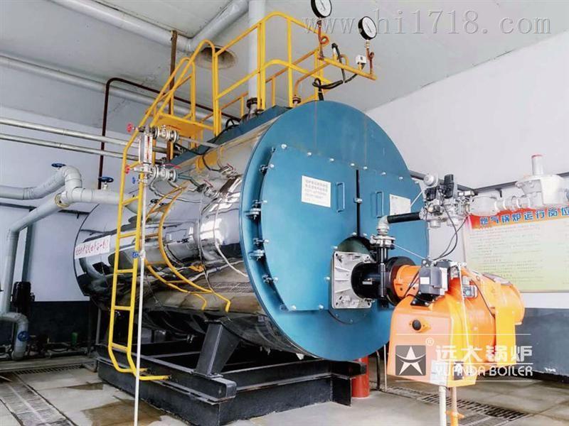 6吨燃气锅炉供暖面积多少