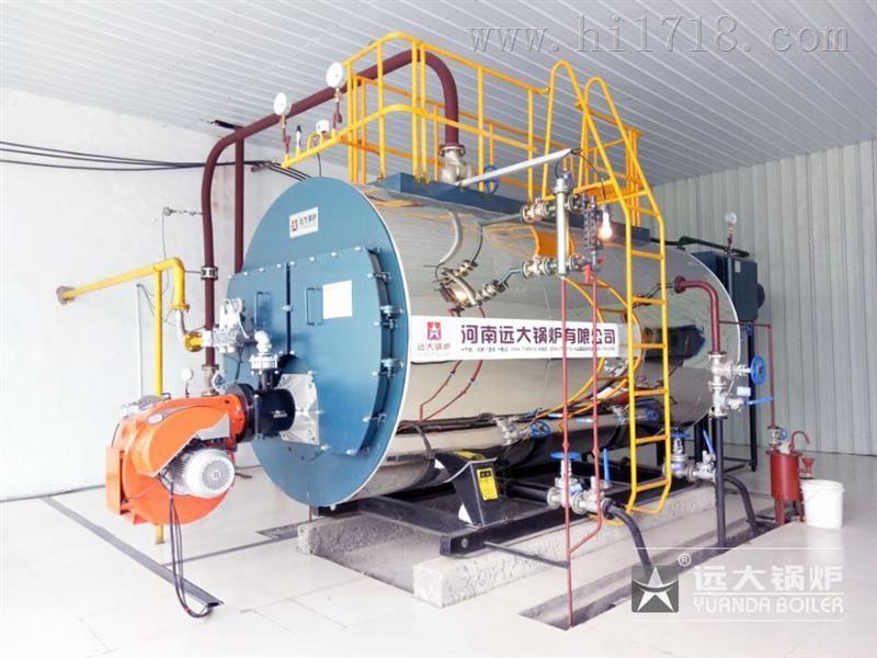 西安4吨燃气锅炉,4吨低氮锅炉价格