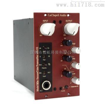 单声道真空管前置放大器 LaChapell 583e