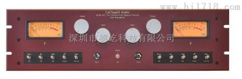 双通道管仪及麦克风前置放大器 LaChapell 992EG