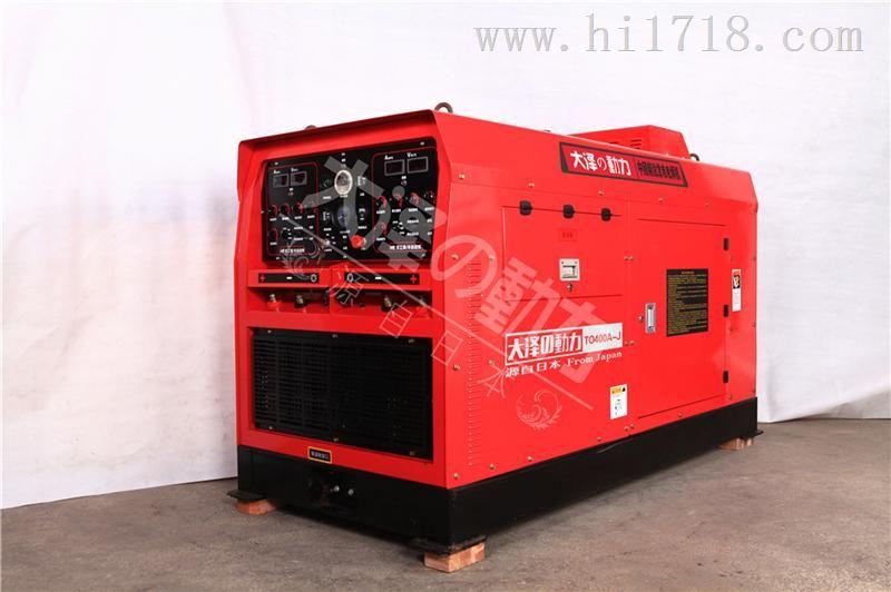 四缸水冷电焊机,500A大型柴油发电电焊机一台多少钱