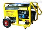 250A汽油发电焊机施工焊接使用