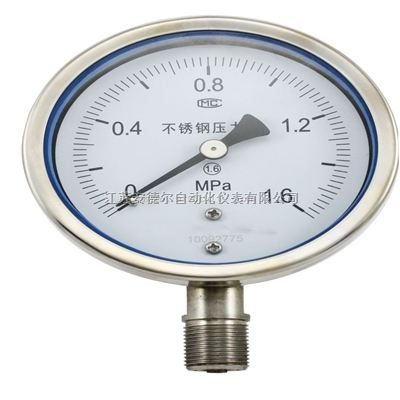 不锈钢耐震压力表价格