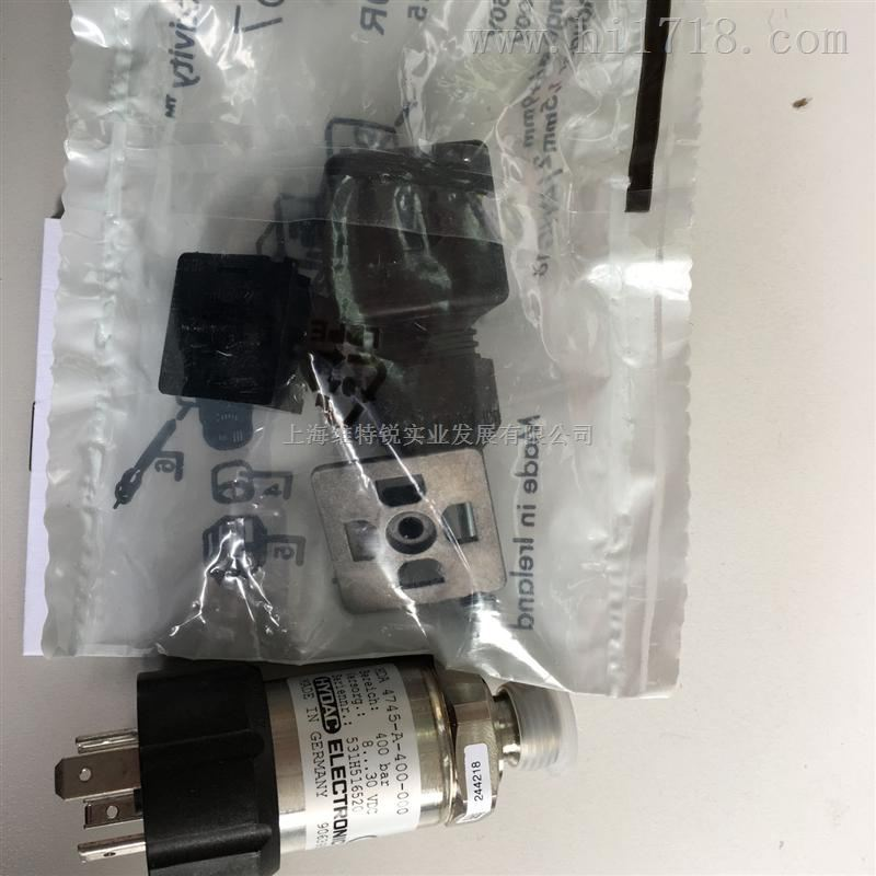 HYDAC压力传感器 HDA4744-B 贺德克德国特价