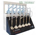 成都QYZL-6智能一体化蒸馏仪,万用一体化蒸馏仪