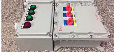 户外型防爆动力配电箱