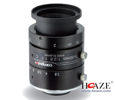 V5028-MPY 康标达1.1英寸50mm工业镜头