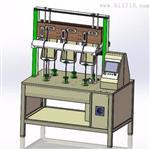 工业机器人柔性电缆扭转试验机