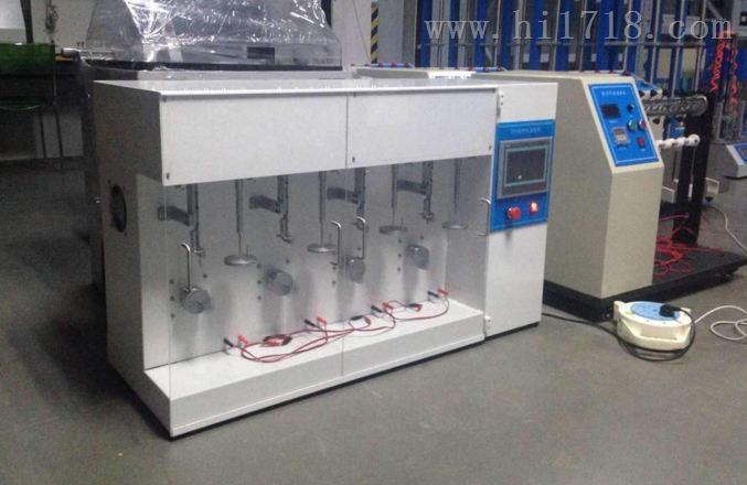 符合TüV莱茵2Pfg2577/08.16标准,机器人柔性拖链电缆扭转试验机