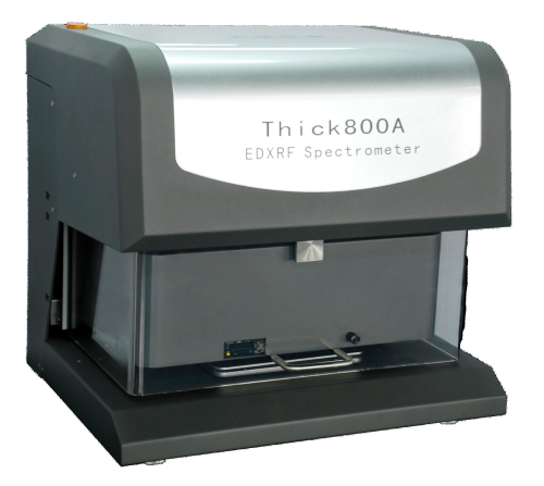 天瑞无损XRF电镀层厚度测试仪