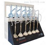 新疆JOYN厂家销售QYZL-6B水冷式智能一体化蒸馏仪