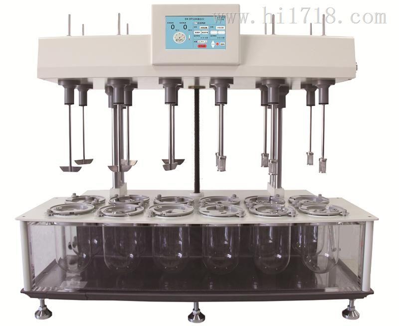 固体制剂溶出度测定仪测试仪