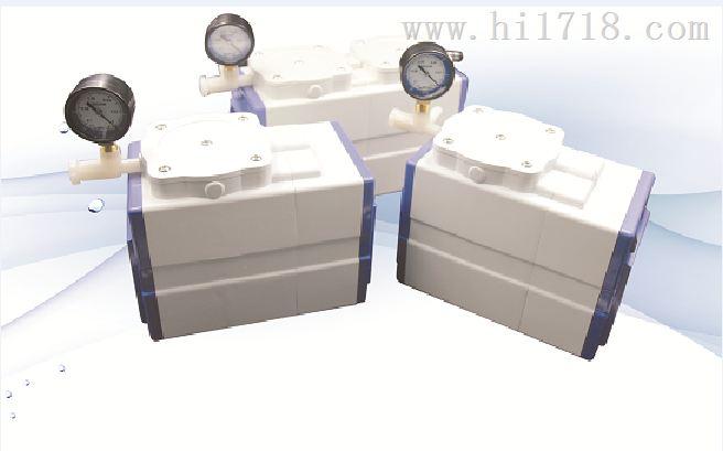 SPR系列无油隔膜真空泵生产厂家