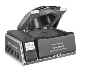 6项标准重金属分析仪EDX4500P,仪天瑞仪器