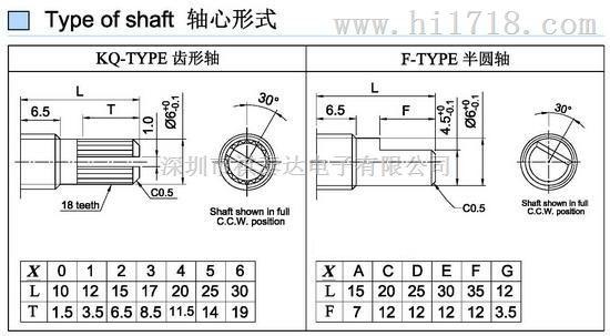 深圳厂家r1610n单联电位器 旋转电位器 碳膜电阻器