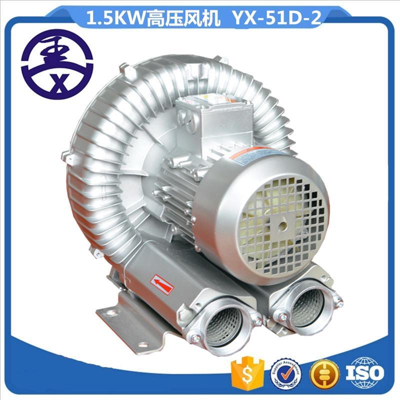 750W高压风机