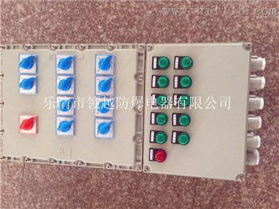 BXD53-6/16K40防爆动力配电箱