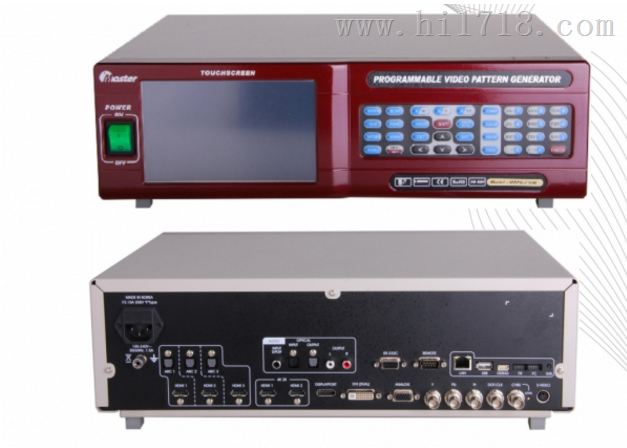 MSPG-7100S高清信号源,韩国MSPG-7100S