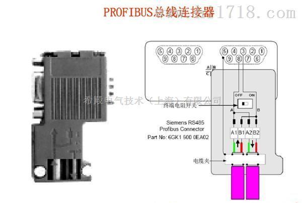 6ES7972-0BB12-0XA0西门子DP接头