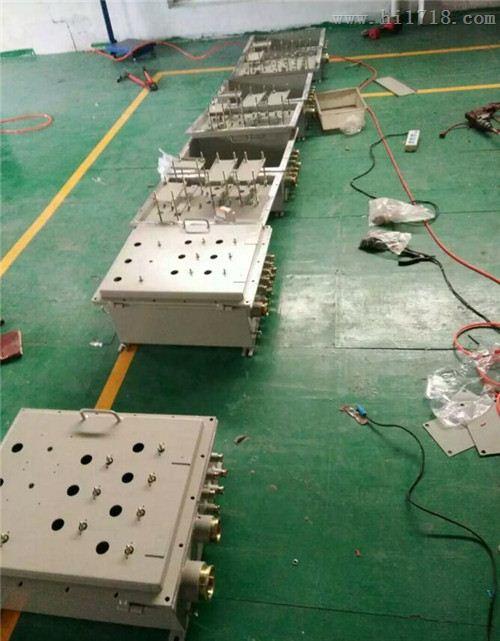 钢板焊接防爆箱外壳
