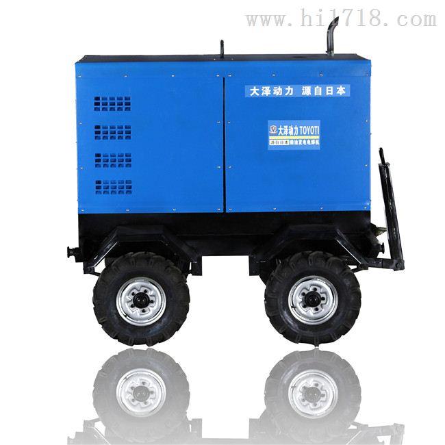 能发电的电焊机400a发电电焊机组