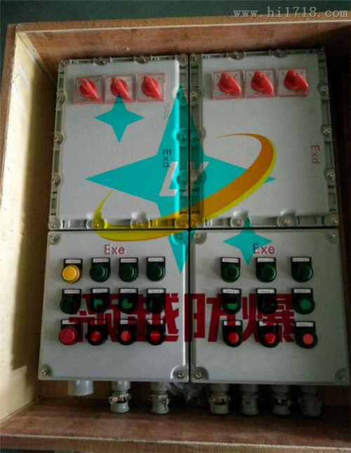 BXD51-15K防爆动力配电箱