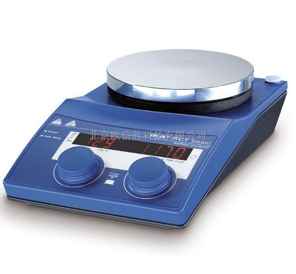 德国IKA艾卡RCT basic基本型加热磁力搅拌器