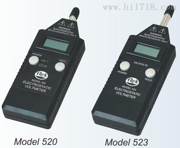 TREK Model 523手持式静电电压表