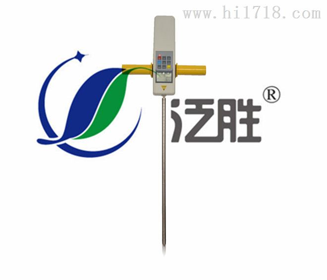TJS-100数显土壤硬度计