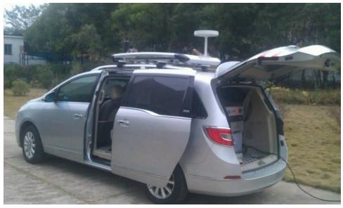 全部分类 电子测量仪器 场强仪 > magic广播电视移动监测车