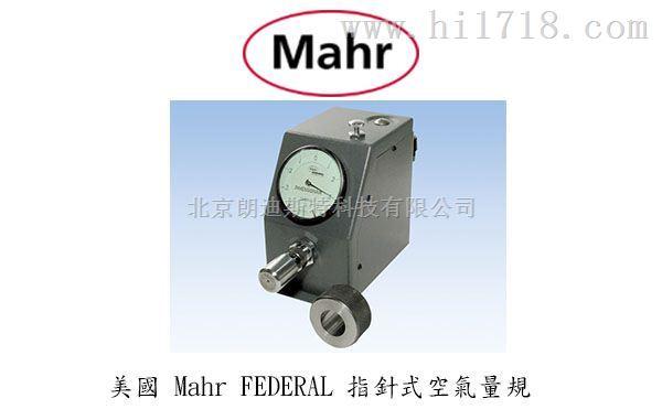 供应美国 Mahr Federal 指针式空气量规