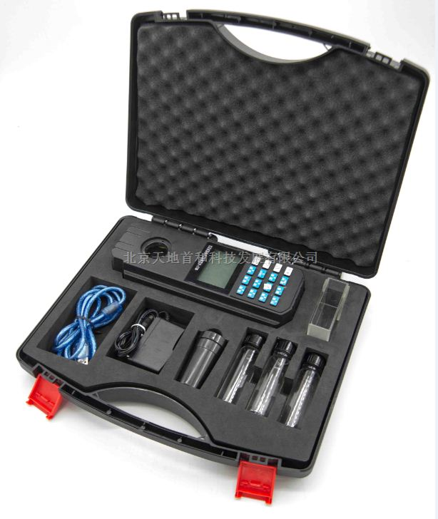 现场快速检测用便携式水质硫化物测定仪SHYS-241