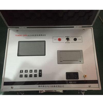 扬州泰宜专业生产单相电容电感测试仪