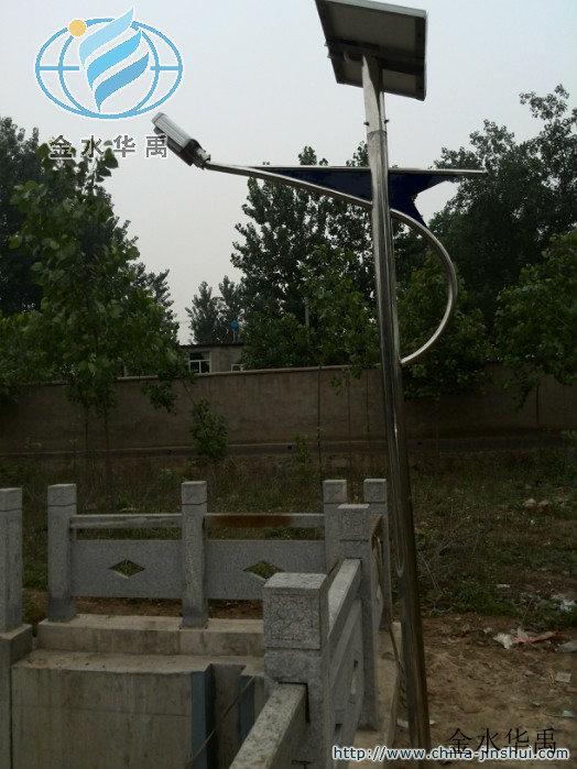 金水华禹RQ-600雷达波流速仪