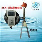 金水华禹厂家直销 ZSX-6型流速流向仪