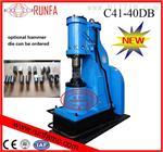 通电即可使用 C41-40kg单体带底座空气锤 免安装