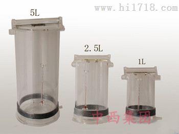 有机玻璃采样器500ML 型号:JH28-JC-800