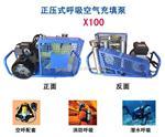 呼吸空气压缩机X100