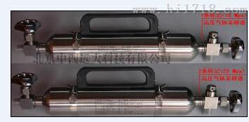 高压气体采样器(500ML) 型号:WJ77-JN3002