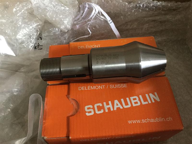 瑞士SCHAUBLIN尖嘴筒夹B32/B45