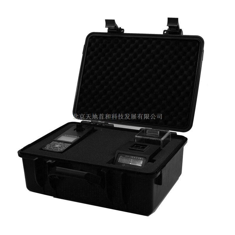 现场水质检测用COD、总磷、总氮便携式水质检测箱TD-830B型