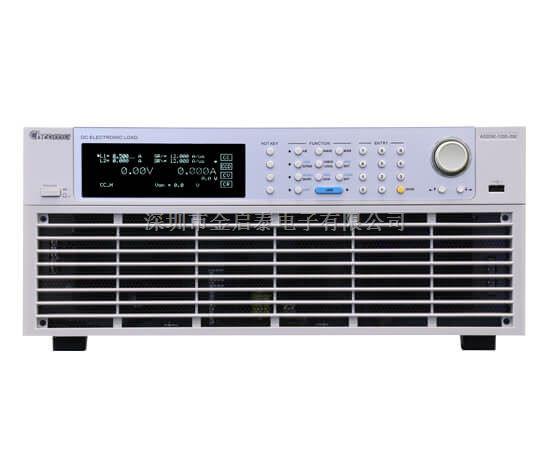 代理销售chroma大功率可编程直流电子负载 (经济型) Model 63200E Series