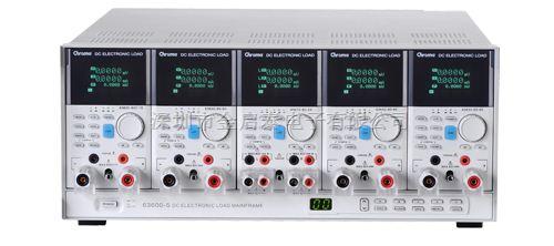 代理销售chroma可编程直流电子负载 Model 63600 series