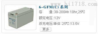光宇蓄电池6-GFM-100铅酸蓄电池 12V100AH
