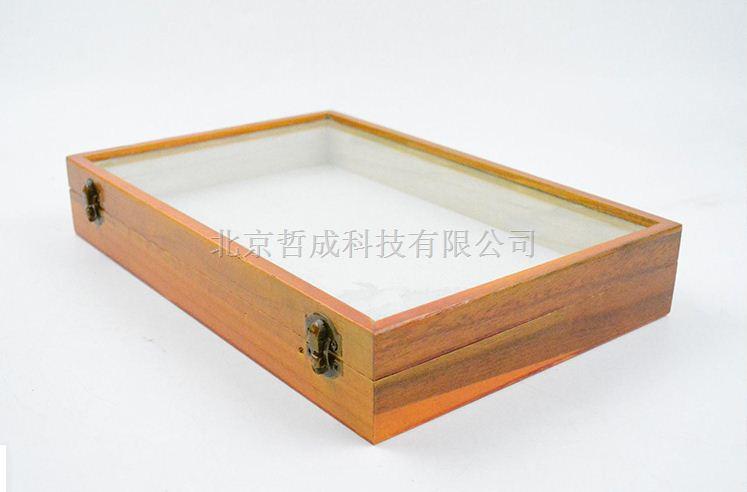 仿古标本盒