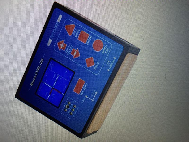 瑞士 Wyler BlueLevel 2D 电子水平仪