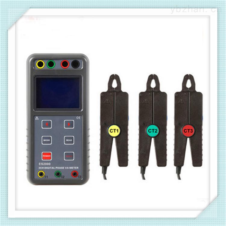 ETCR4200A 智能型双钳数字相位伏安表
